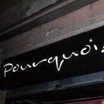 Purquoi