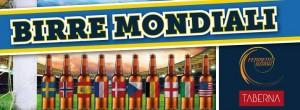 Birre Mondiali Taberna